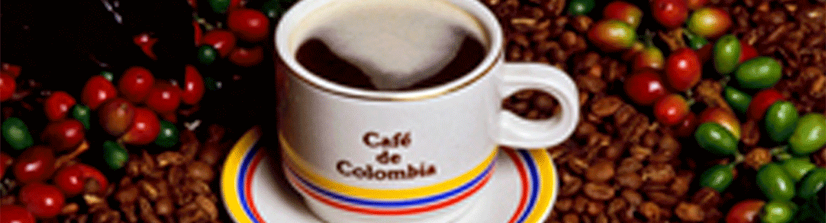 Colombian coffee, some of the best in the world.